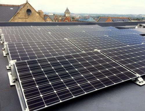 Commercial Solar PV-generate your own electricity