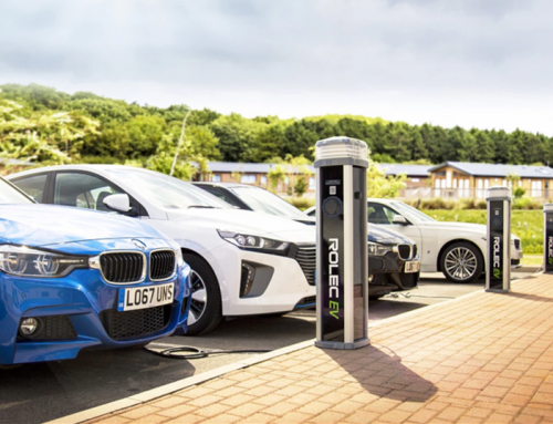 EV Chargepointsfor Holiday Parks